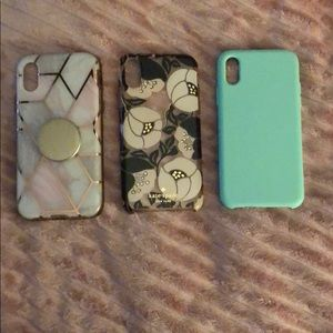 iPhone X/Xs phone cases
